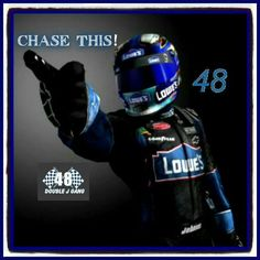 Love me some Jimmie Johnson#48forLife