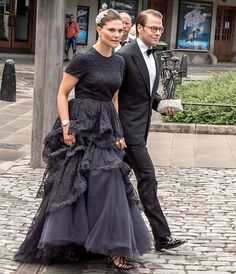 "958 gilla-markeringar, 16 kommentarer - Swedish Royals❤ (@swedens.royal.family) på Instagram: ""Crown Princess Victoria and Prince Daniel #crownprincessvictoria #crownprincess…"""