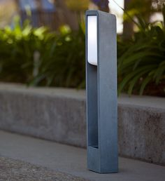 Bevel Light Bollard | Situ Urban Elements