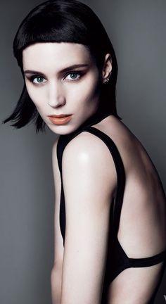 An Air of Intrigue Rooney Mara Vogue