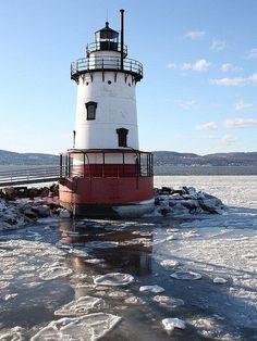 Winter on the Hudson River! - Sleepy Hollow, NY