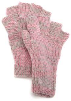 San Diego Hat Girls 2-6x Fingerless Gloves