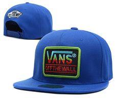 Adidas Baseball, Baseball Hats, Vans Store, Street Brands, Blue Vans, Vans Off The Wall, Snap Backs, Snapback Cap, Famous Brands
