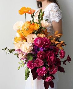 More is more when it comes to wedding flowers @hooraymag