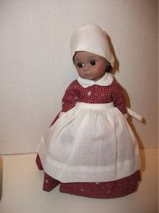 Madame Alexander Prissy Gone with the Wind.  I love these vintage dolls, don't you?