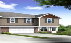 New homes in Eagan, MN - Nicols RIdge Franklin Exterior