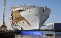 World's Biggest Cruise Ship: 50 Meters Longer Than the Eiffel Tower