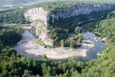 L'Ardèche, Cirque de Gens