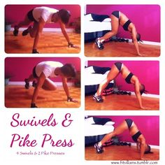 Swivels and Pike Press