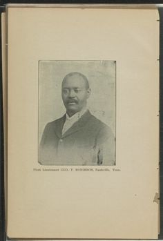 George T. The National Baptist Magazine. : National Baptist Publishing Board, From the African American Perspectives Collection in the Rare Book and Special Collections Division at the Library of Congress. Article On Women, The Spanish American War, Library Of Congress, African American History, Black History, Division, Nashville, Collections, Portraits