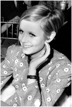 Twiggy 1960s ...