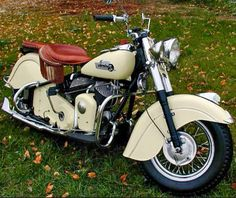 '52-'53 Indian Eighty Chief -