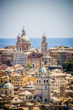 Genova,Liguria,Italy.