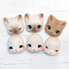 1 million+ Stunning Free Images to Use Anywhere Polymer Clay Cat, Polymer Clay Sculptures, Sculpture Clay, Soft Sculpture, Clay Dolls, Art Dolls, Clay Cats, Clay Figurine, Cute Clay