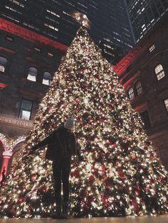 Lotte New York Palace Manhattan, Palace, Journey, Christmas Tree, New York, Holiday Decor, Travel, Home Decor, Teal Christmas Tree