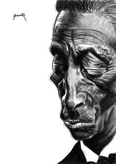 Mississippi Fred McDowell By szomorab   Famous People Cartoon   TOONPOOL