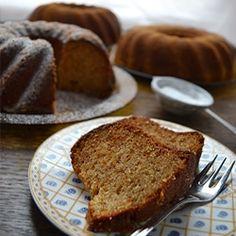 Hazelnut Bundt Cake by oldcook