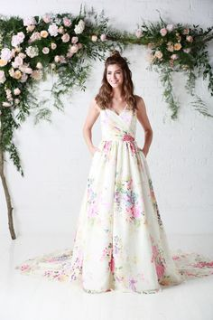 Untamed Love - Charlotte Balbier Untamed Love 2017 Bridal Collection