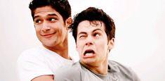 Scott And Stiles, Teen Wolf