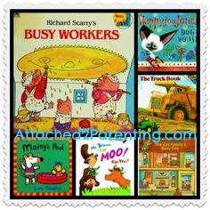 Best Toddler Books For Boys