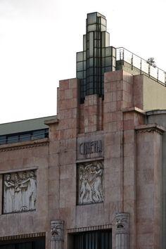 Eden Teatro cinema. Lisbon, March 2015.