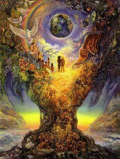 Millennium Tree (Tree of Peace)