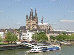 Cologne cathedral. Architecture Photos
