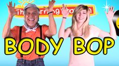 """Let's sing, dance and move! Your children will learn the FUN moves to the popular song, """"Body Bop"""". Your kids will have a blast with this silly and fun action song! This movement song is great for brain breaks, circle time, group activities or those bad weather days when children can't go outside to play."""