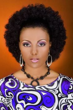 Perfect Fro - Black Hair Information