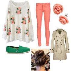Cute lounge or chill day outfit