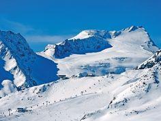Soelden, schi Austria, Statiune schi