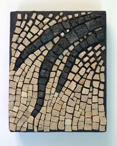 Black and White All Over — Institute of Mosaic Art