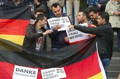 """Warum das """"gelobte Land"""" Deutschland Traumziel vieler Migranten ist."""