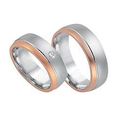 Trauringe Gold: Exklusive Eheringe aus 333er Weiss- und Rotgold in 6,5mm Breite. Das Angebot bezieht sich auf beide Eheringe und beinhaltet eine kostenlose Innengravur sowie ein Gratis-Etui. Unsere Gold Eheringe sind bombiert (von Innen abgerundet) wodurch sie angenehm zu tragen sind. Die Ringe können auch als Verlobungsringe, Partnerringe oder Freundschaftsringe getragen werden. Bitte beachten Sie, dass diese Ringe speziell für Sie angefertigt werden und daher vom Umtausch ausgeschlossen…
