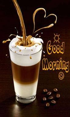 This will be a good morning! Good Morning Coffee, Good Afternoon, Good Morning Good Night, Morning Messages, Morning Greeting, Morning Sayings, I Love Coffee, My Coffee, Coffee Heart