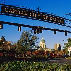 Topeka, Kansas (born here)