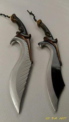 God of War blades version of Kanshou and Bakuya?