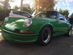 I'm beginning to feel a little like #redbull in that I run a business that has little to do with my passion. Unlike them one does not support the other for me.  #keeptrying #supercarsunday #porsche911 #porsche #porschers #green #losangeles #california #carsandcoffee #rennsport