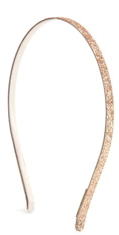 Ban.do Shimmer Tiny Gold Headband #Gold #Sparkle #Headband southbeachswimsuits.com