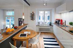 Una cocina en altillo - Blog Depto51
