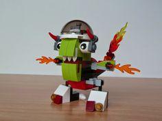 Totobricks: ROKIT FLAMZER MIX LEGO MIXELS Serie 4 Lego 41527 Lego 41531 http://www.totobricks.com/2015/03/rokit-flamzer-mix-lego-mixels-serie-4.html