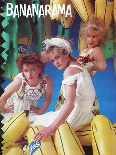Had this poster from Smash Hits on my bedroom wall in 1982