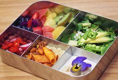 Rainbow Cinco Lunchbox