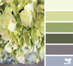 { spring tones } image via: @designseeds