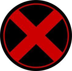 """Afertőzött állomásoklogója. Nem játszható. Nem X-men másolat, egyszerűen csak egy piros """"x"""" egy körben. Logo of theinfected stati..."""