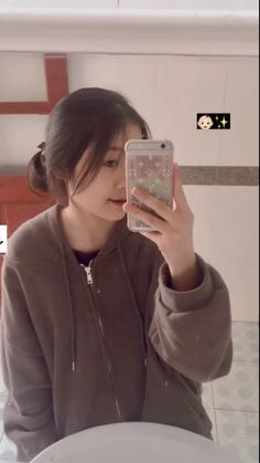 Cute Young Girl, Girl Day, Ulzzang Girl, Aesthetic Girl, Cover Photos, Bomber Jacket, Pretty, Caption Quotes, Avatar