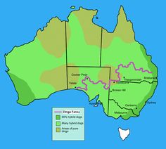 17 Maps Of Australia That Will Make Your Mind Boggle