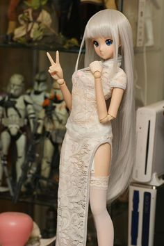 Kizuna Yumeno Smart Doll by 林林正平