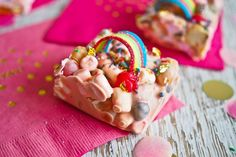 Don't Stop Believing - Unicorn Rocky Road!