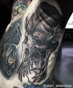 Artist: Deni Aktemirov BLACKOUT Tattoo Collective  #blackouttattoocollective #blackouttattoo #tattoo #tattoos #tattooartist #tattooart #tattooist #art #artwork #ink #addictedtoink #inked #artoftheday #toptattooartist #tattooistartmag #inkddict #tattoospb #blackwork #dotwork #graphic #graphictattoo #skary #blacktattoo #demon